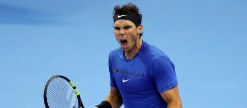 Rafael Nadal peut exulter : il finira l'année au top - Rolex Paris ... - eurosport.fr
