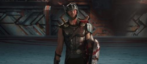 'Thor 3' presents the next chapter for the Marvel Universe. -- YouTube screen capture / Marvel Trailers