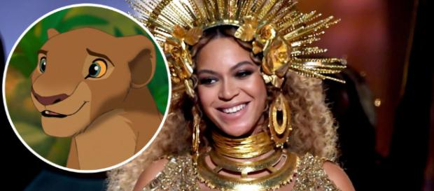 Disney/Getty Images Knowles set to play Nala in live action Lion King