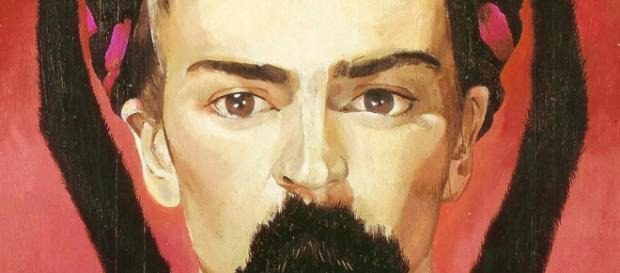 Frida Kahlo. Maria de Oro -Flickr