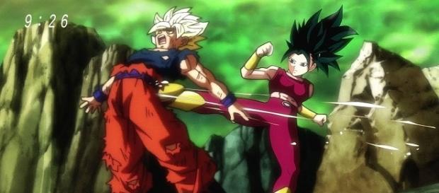 Goku estará en problemas en su batalla contra Kefua/Kafla