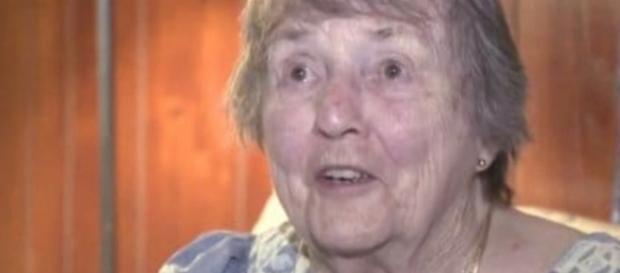 Patricia Mulkeen impediu assalto nua