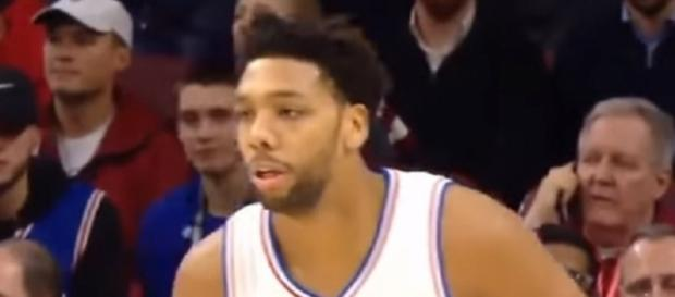 Jahlil Okafor could become an asset for the Spurs (Image Credit: Basketball And Other/YouTube screencap)