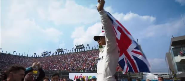 Lewis Hamilton Reveals All On Fourth World Title - Image credit - FORMULA 1| YouTube