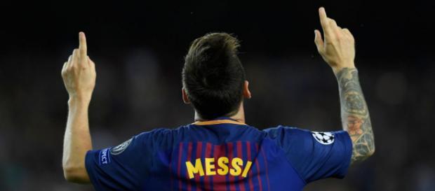 Messi llegará este fin de semana a 600 partidos jugados con el FC ... - com.ni