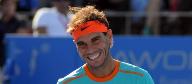 Rafael Nadal is going to bow out of the Paris Masters. - Tatiana via Wikimedia Commons