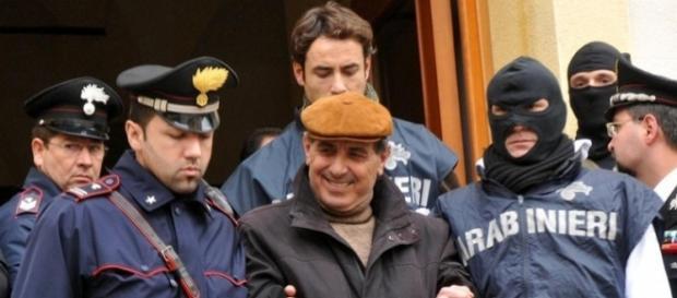 Scaduto durante sua prisão na província de Palermo