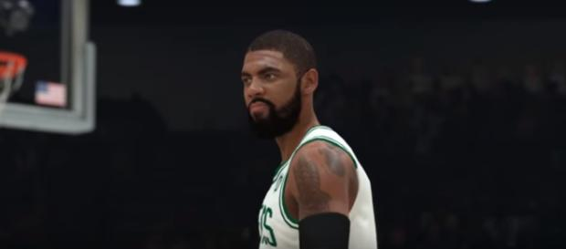 The update 1.05 is now available. (Photo Credit: NBA 2K/YouTube)