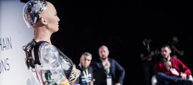 Vendrá a México la robot Sophia. - eldiariodecoahuila.com.mx