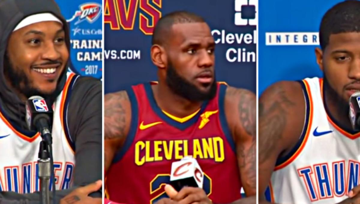 NBA Rumors: Sixers' 'plan B' targets after LBJ, Celtics