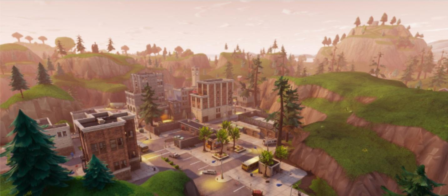 Pubg Logo Texture: 'Fortnite' Battle Royale: Big Gameplay Changes Are Coming