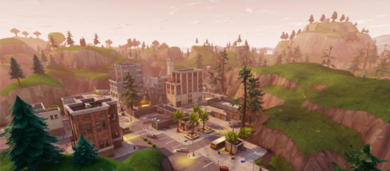 fortnite battle royale big gameplay   coming