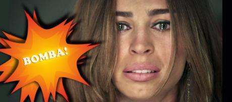 Duda é mãe de Lívia, que ficará transtornada quando souber (Foto: Reprodução/TV Globo)