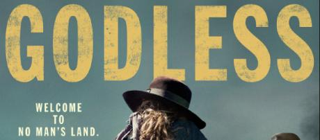 Godless affiche de la première saison