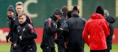 Le joueur avec la meilleure condition physique à Manchester United est Luke Shaw