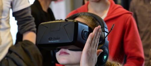 Animation Découverte de la réalité virtuelle | Aux Frontières Du Pixel - auxfrontieresdupixel.com