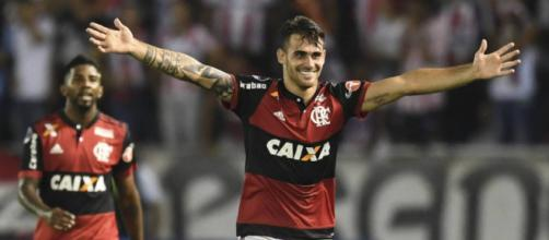 Atacante chega à artilharia da Copa Sul-Americana com 5 gols