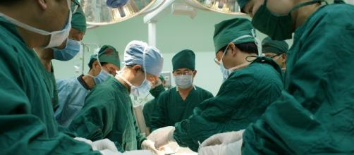 Surgery in hospital in Hebei, China. Image Credit: CMSRC/Commons.Wikimedia.org