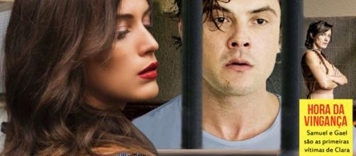 Clara começará sua vingança e Samuel e Gael serão os primeiros