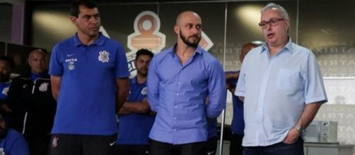 Corinthians continua se planejando para 2018 e quer novos reforços