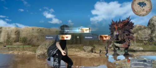 FFXV December Update - Character Change [Image Credit: Final Fantasy XV/YouTube screencap]
