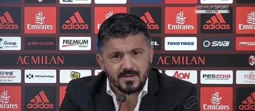 Gennaro Gatturo, allenatore del Milan