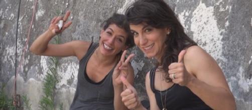 Giulia Michelini e Paola Michelini