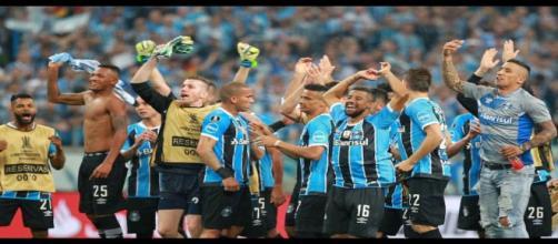 Gremio Campeón de la Copa Libertadores