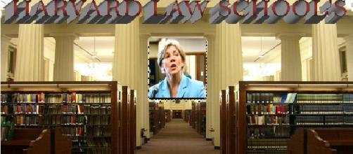 Harvard Law should have a portrait hanging in their central library | image via W. Pixton c/o Harvard University