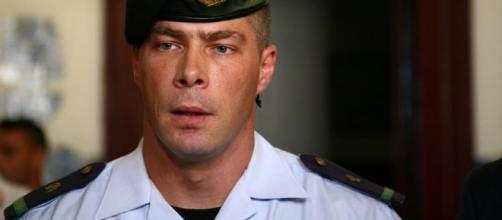 Hugo Ernano foi um dos militares agredidos em Agosto de 2015 em Albufeira