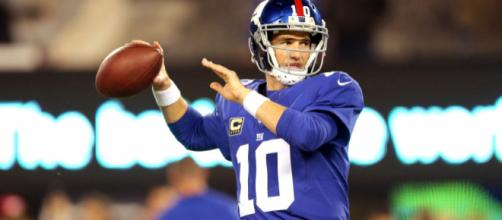 Is Eli Manning done in New York? [Image via USA Today Sports /YouTube]