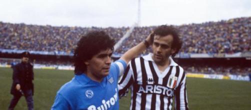 Juventus-Napoli: tutti i precedenti al San Paolo e i gol più belli