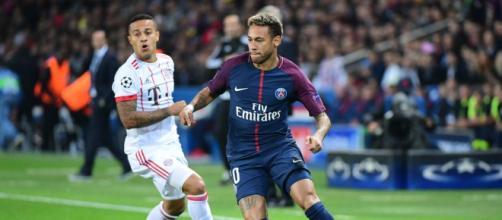 La première rencontre s'est soldée par une victoire écrasante du PSG (3-0).
