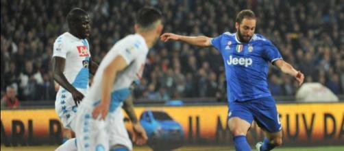 Napoli-Juventus: verso il record d'incassi - lastampa.it