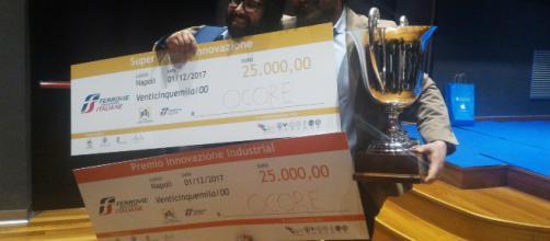 Ocore vince il premio Pni Cube 2017.
