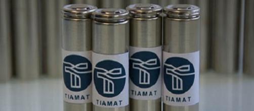 Prototypes de batteries Tiamat (© Beaujot/RS2E)