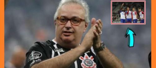 Renê Júnior acertou com o alvinegro paulista por três temporadas