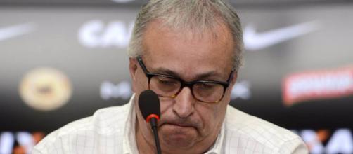 Roberto de Andrade, presidente do Corinthians