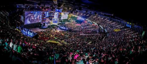 The day competitive gaming became a serious global sport - BBC ... - bbc.co.uk