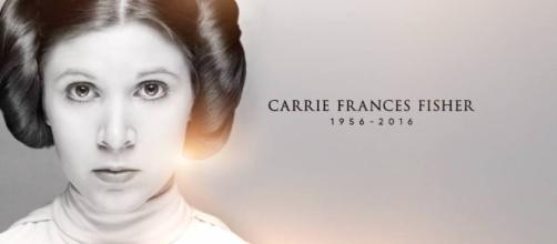 Un año sin Carrie Fisher, la primera heroína de una galaxia muy ... - elpais.com