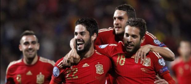 Seleção espanhola pode enfrentar o Brasil na final da Copa da Rússia