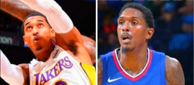 Jordan Clarkson and Lou Williams could play for new teams before trade deadline – [image credit: GD Highlights/Youtube]