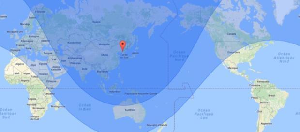 """La Corée du Nord peut-elle vraiment """"frapper tout endroit au monde ... - huffingtonpost.fr"""