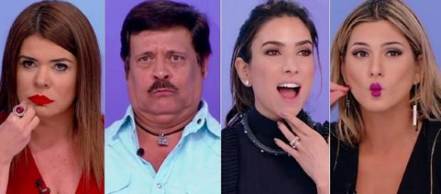 Lívia Andrade revela clima pesado no SBT. (Foto internet)