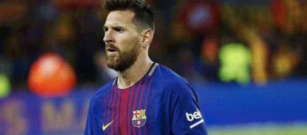 Messi está muito desagradado com um possível regresso