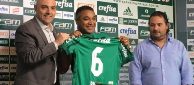 Novo técnico do Palmeiras fez pedido