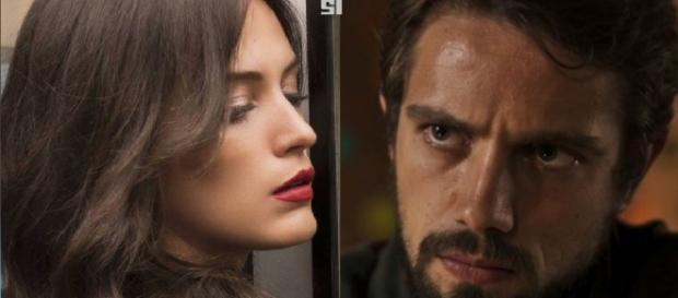 O Outro Lado do Paraíso: Apesar de ter sido salva por Renato, Clara promete acabar com a raça do rapaz