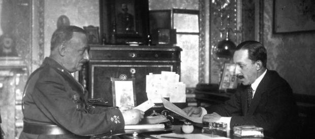 Primo de Rivera tenía una amante prostituta