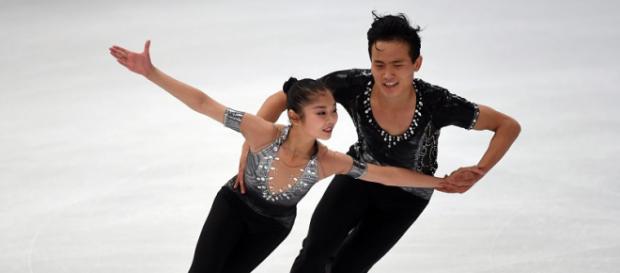 Ryom Tae-ok e Kim Ju-sik: sulle giovani spalle dei due pattinatori nordcoreani grava il peso della tregua olimpica
