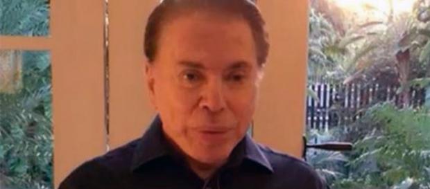 Silvio Santos está novamente doente